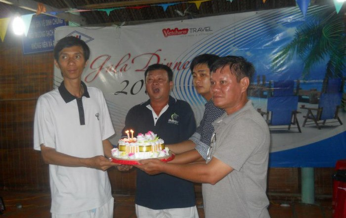 Mừng Sinh nhật lần thứ 11 của Công ty Nam Việt